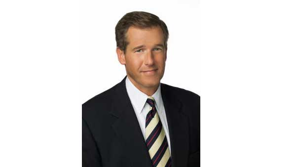 News Category:  &#39;NBC Nightly News with Brian Williams&#39; star earns &#36;12.5 million per year, according to TVGuide.com. <span class=meta>(Photo courtesy of NBC Universal)</span>